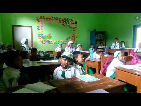 Senang belajar bahasa arab,kelas kalijaga Mi psM Sidomulyo