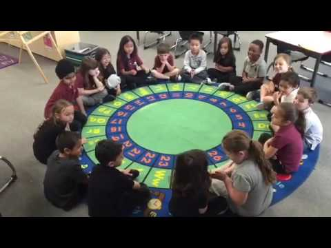 River Islands Technology Academy - Count on Me - Kindergarten Morning Greeting