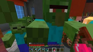 One of EthosLab's most viewed videos: Etho Plays Minecraft - Episode 345: Mobile Storage Room
