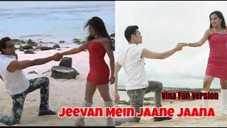 JEEVAN MEIN JAANE JAANA - BICCHO || VINA FAN version Recreate parodi || Rani Mukerji Bobby Deol