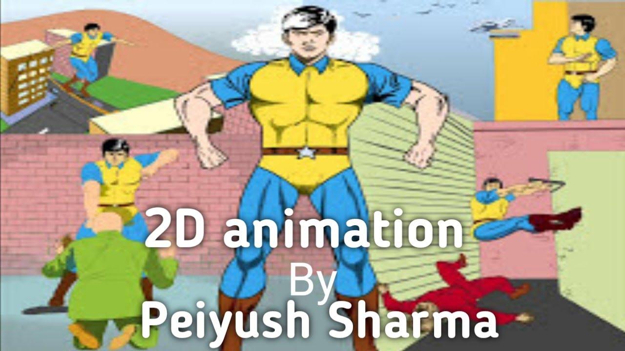 Pratishodh Ki Jwala (2D) - Super Commando Dhruv