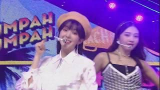 [SPECIAL CLIPS] [INKIGAYO] | Red Velvet - Umpah Umpah (FANCAM ver.)