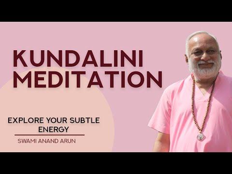 What is Kundalini Meditation?