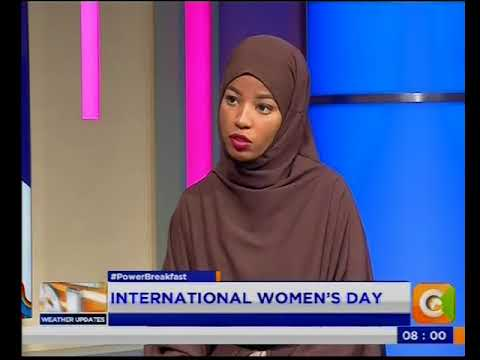 Power Breakfast : International Women's Day