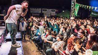 Alan Caligiuri & DJ Spyne From Lo Zoo Di 105 Live - Sagra De Pasca Taibon 2014