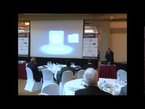(1)Ashraf Shokry in banking innovation summit