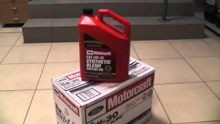 Оригинальное моторное масло FORD (Motorcraft) 5w-30 USA(Оригинальное моторное масло FORD (Motorcraft) 5w-30 USA 4.73 л Купить прямо сейчас http://amtecol.ru/magazin/, 2013-08-05T19:19:10.000Z)
