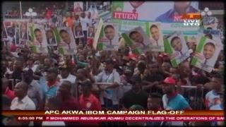 APC Presidential Campaign Rally