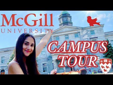 McGill University Campus Tour