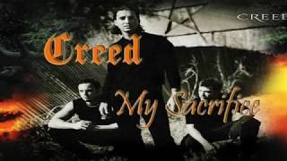 My sacrifice - Creed Karaoke no vocal