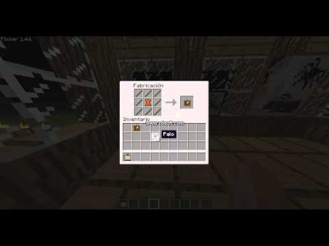 Como hacer un cuadro y un marco en minecraft youtube - Como hacer un marco para un cuadro ...