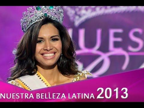 Nuestra Belleza Latina Programa 11 [5-19-2013] La Gran ...