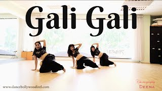 KGF Gali Gali Song | Neha Kakkar | Mouni Roy | Dance Cover | Deena