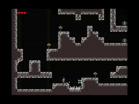 Procedurally generated dungeon
