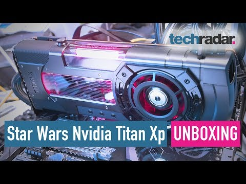 Download Youtube: Star Wars Nvidia Titan Xp unboxing