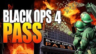 Black Ops 4 Pass Update! NEW COD BO4 Maps Revealed