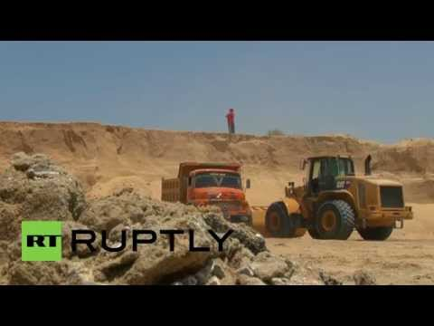 Egypt: Major expansion of Suez canal underway