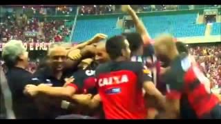 2º Gol do Vitória - Luiz Gustavo - Vitória 2x1 Bahia