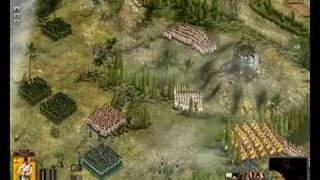 Cossacks 2 PC - Gameplay Part 1