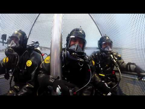 Gopro: Commercial Diving Adventures in NYD!