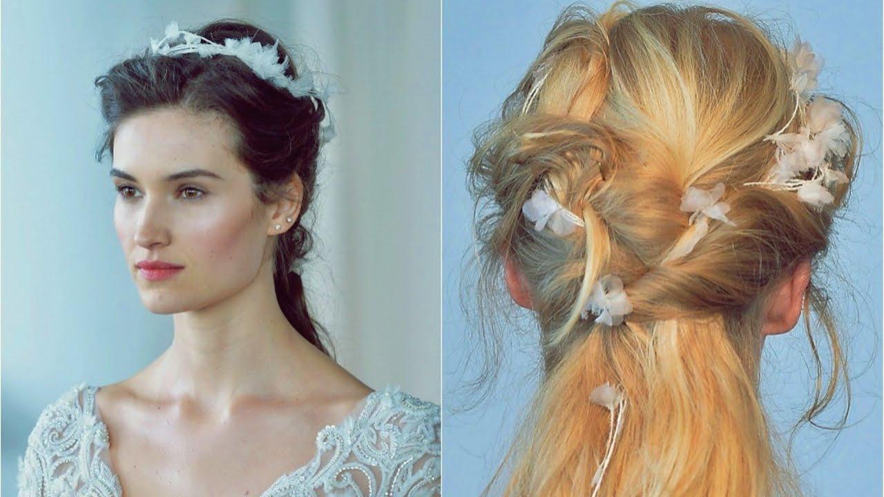novias los mejores peinados para novia