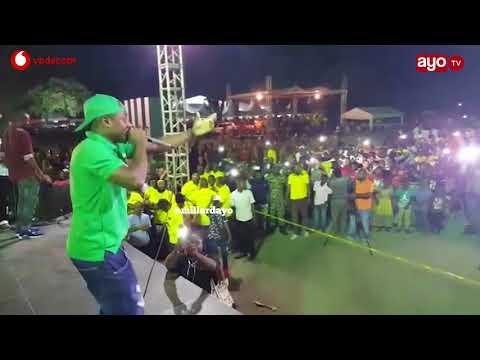 Show ya Papii Kocha na Babu Seya Zanzibar