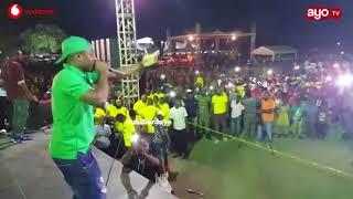 Usiku wa kuamkia leo January 12, 2018 katika mkesha wa miaka 54 ya ...