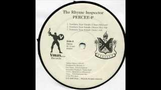 Percee P - Nowhere Near Simple (1996)