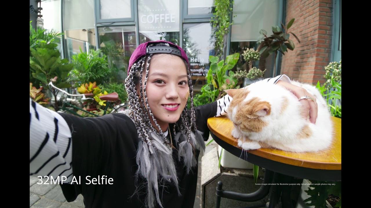 Image result for huawei NOVA 5T selfie