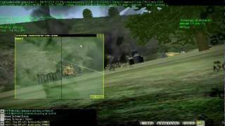M4 Tank Brigade Online Game Play Video