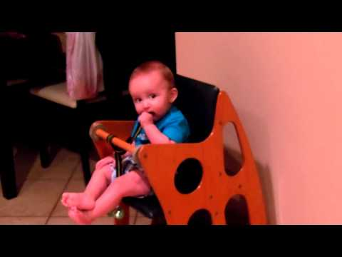 be free – eating high chair strap mar 18