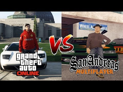 Why GTA SAMP Is Better Than GTA Online