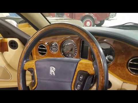 2002 Rolls-Royce Silver Seraph for sale