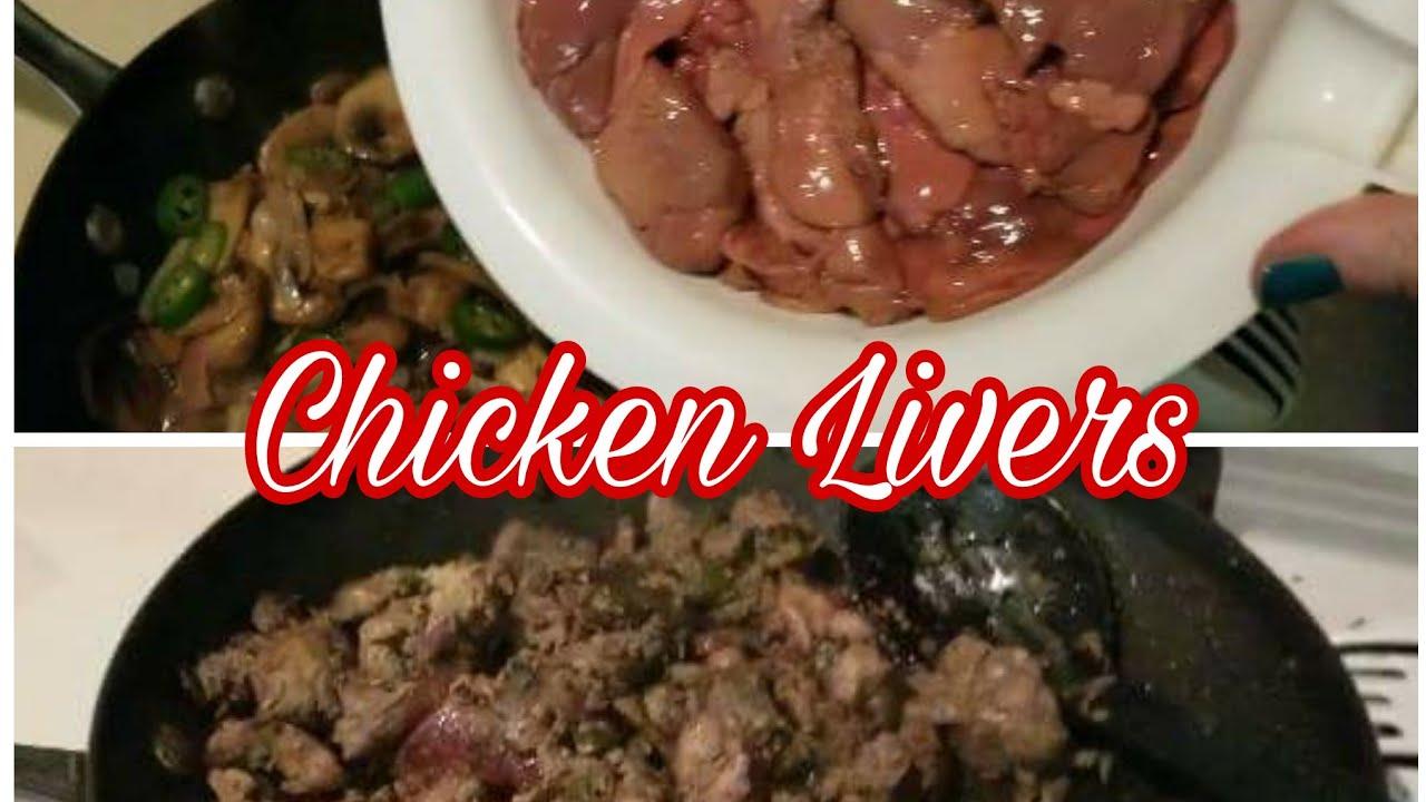 chicken liver keto diet