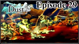 Dust: An Elysian Tail - The Hourglass Secret, Everdawn Basin Battle - Episode 29