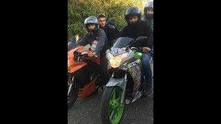 обзор мотоцикла омакс и покатушка