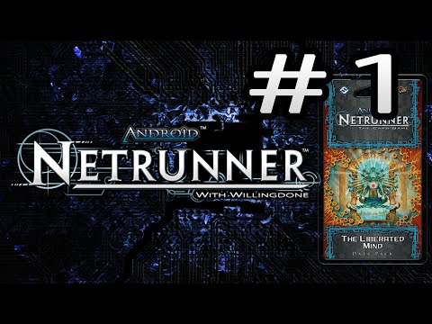 Android Netrunner Data Pack Review: The Liberated Mind - Runner Cards