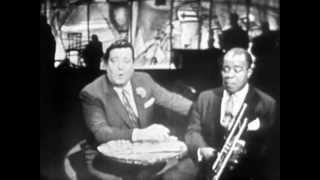 © LOUIS ARMSTRONG - umbrella men ♪now you has jazz ♪tiger rag ♪