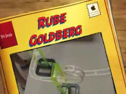 Rube Goldberg Convention at Jewish Academy of Orlando
