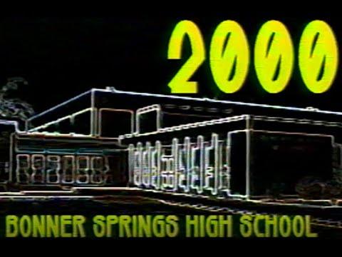 2000 Bonner Springs High School Video Yearbook