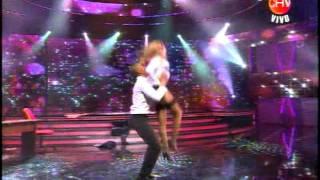 Fiebre De Baile Stripdance Karen Paola(08/02/2012)