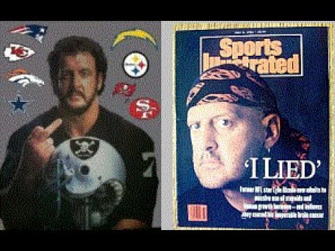 The Downfall :  Lyle Alzado : NFL Rebel