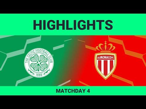 Celtic FC vs AS Monaco | Highlights Matchday 4 eFootball.Pro 2019-2020