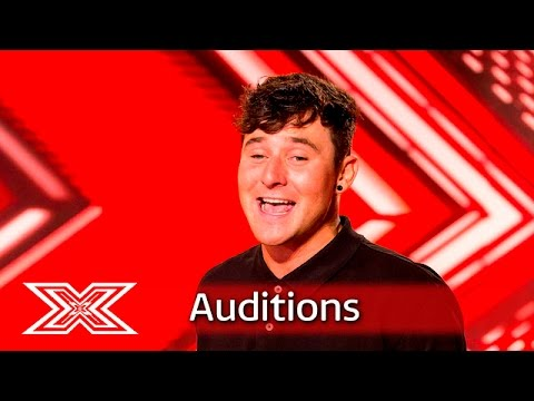 Garry Greig looks for his window of opportunity | Auditions Week 4 | The X Factor UK 2016 Mp3
