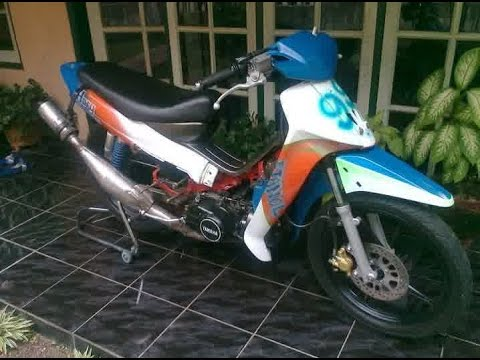 f1zr modifikasi road race paling bagus