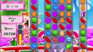 Candy Crush Saga Level 372 No Booster