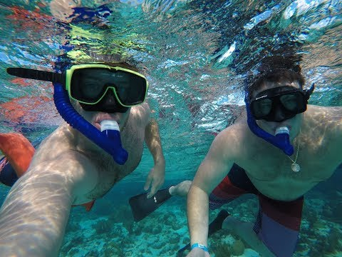 GoPro Hero 5 Black Cayman Islands Christmas 2017