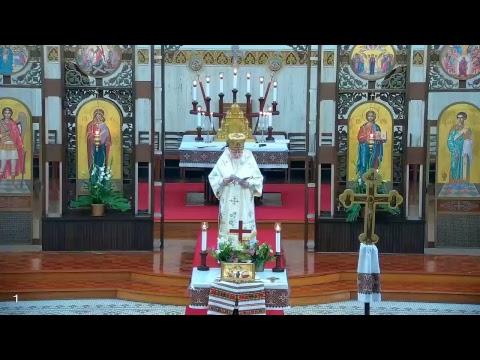 Ukrainian Catholic Divine   Liturgy 20/05/18 Melbourne Australia