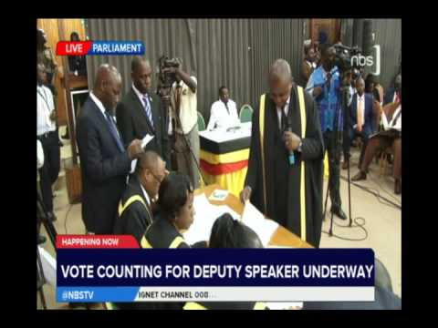 Status Quo Maintained -Oulanyah the Deputy Speaker for 10th