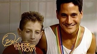 How Ryan White Inspired Two Living Legends | Where Are They Now | Oprah Winfrey Network